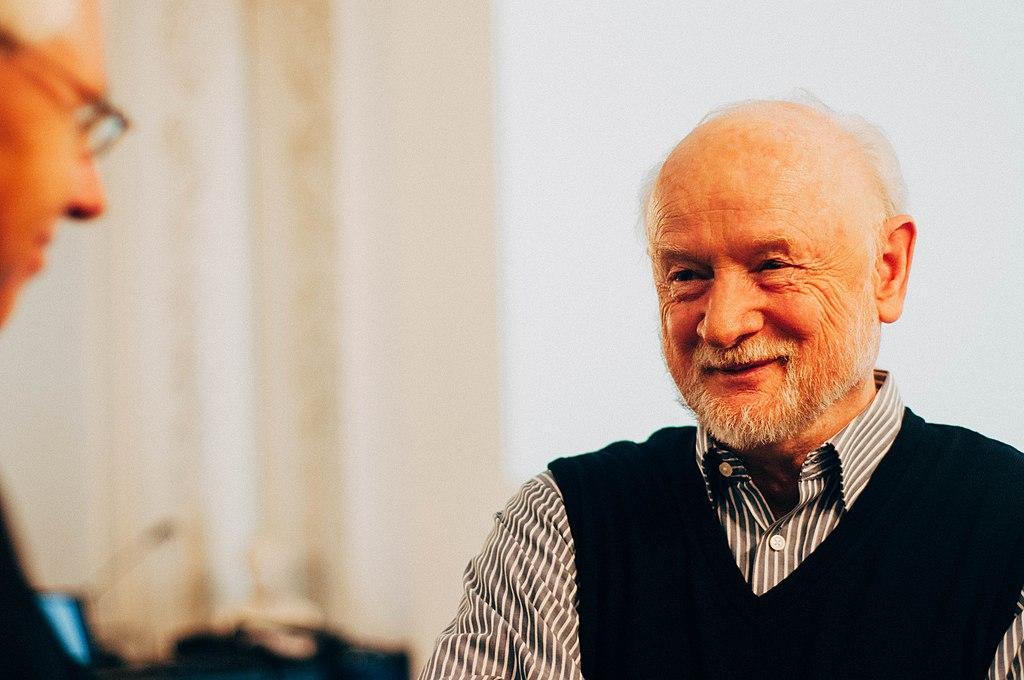 Portrait von Hannes Adomeit