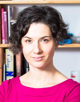 Portrait von Karolina Wigura