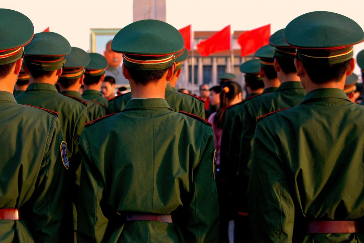 Peter Jenning vom Australian Strategic Policy Institute (ASPI) berichtet über die Ambitionen in Bereich Militär der Kommunistischen Partei Chinas (KPCh).