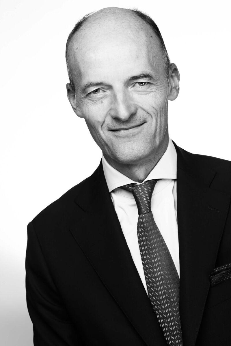 Portrait von Hans Bellstedt