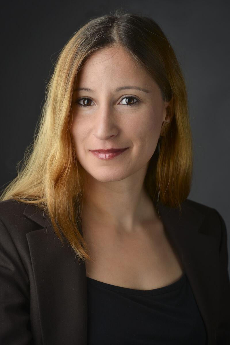 Portrait von Marina Rudyak