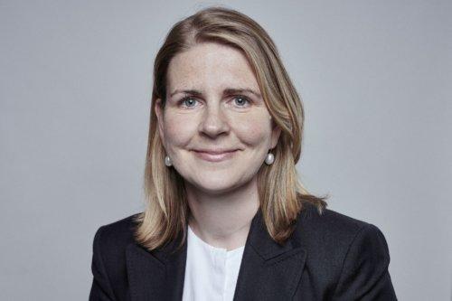 Portrait von Caroline von Gall