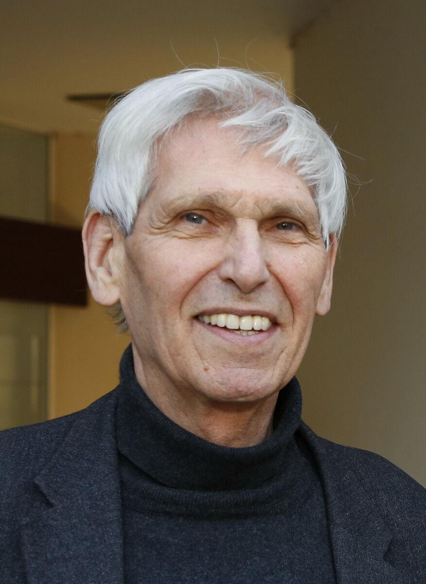 Portrait Gert Weisskirchen