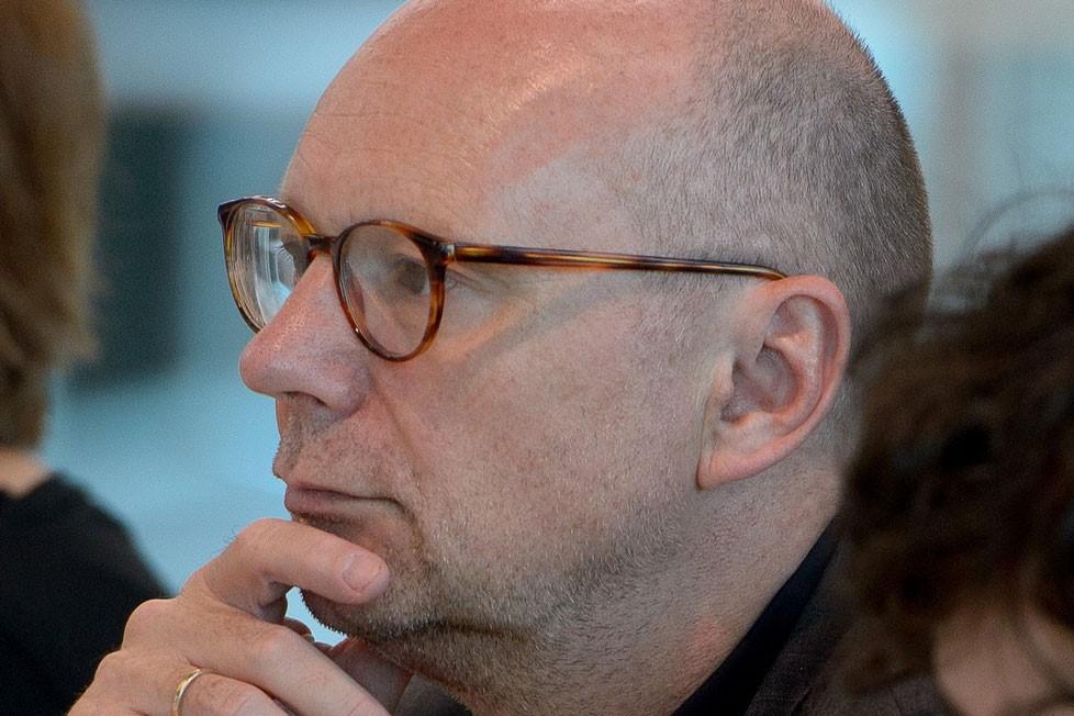 Portrait von Jens Siegert