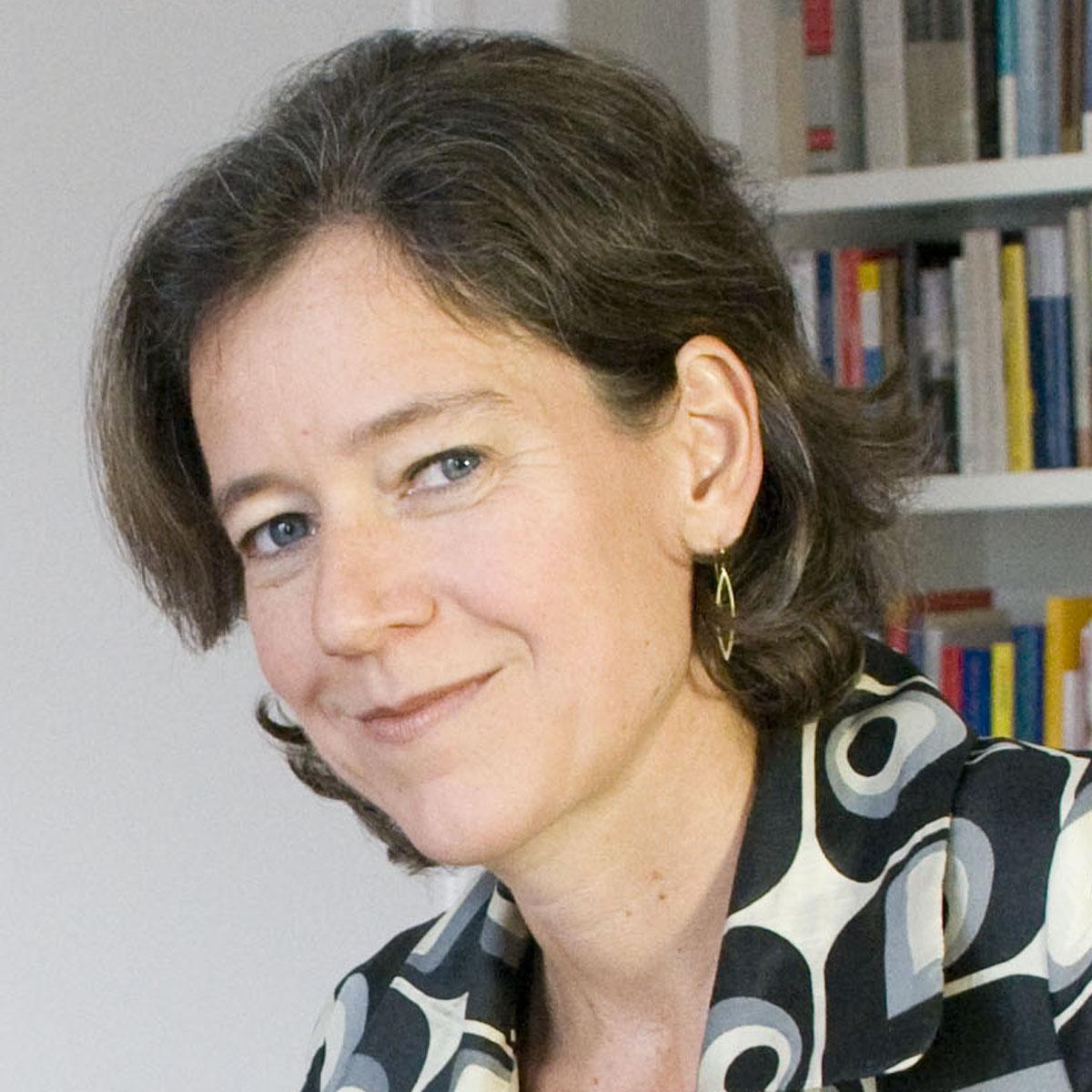 Portrait von Karen Horn