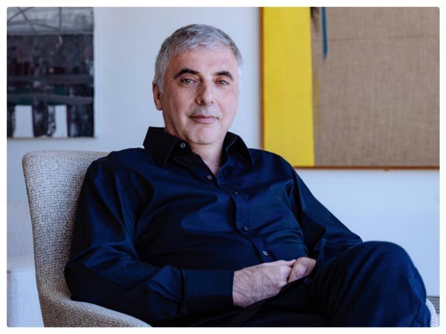 Portrait von Leonid Newslin
