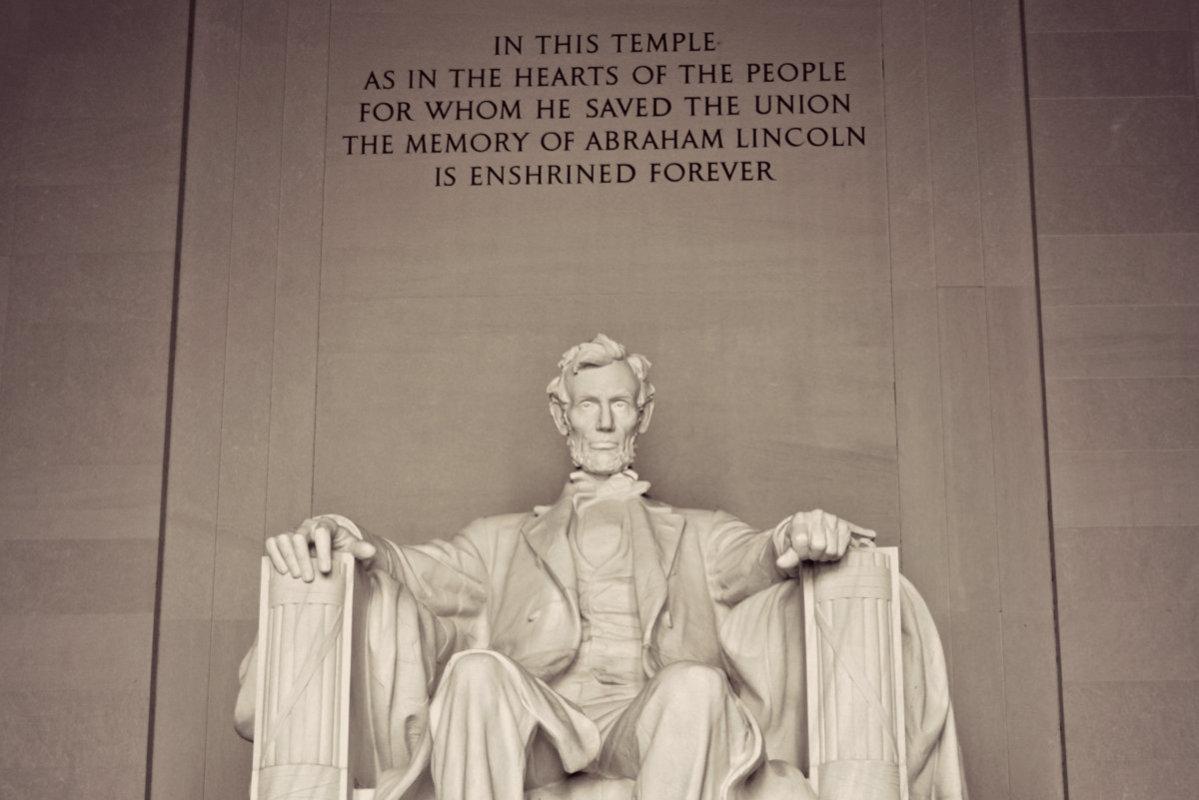 Lincoln Memorial Beitragsbild
