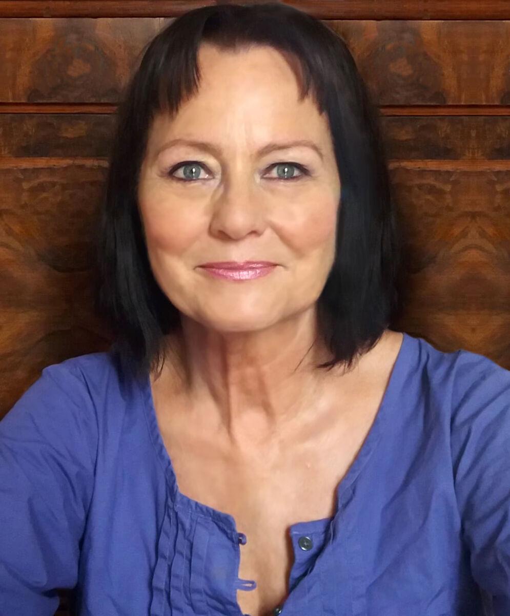 Portrait von Magdalena Marsovszky