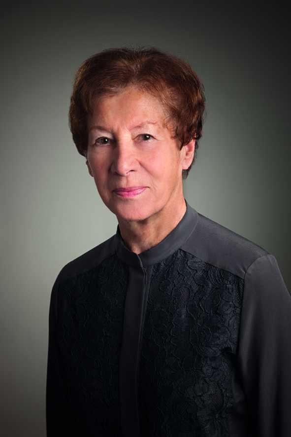 Portrait von Margareta Mommsen