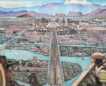 © Diego Rivera [Public domain], from Wikimedia Commons