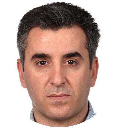 Portrait von Reza HaghighatNejad