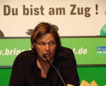 © Jörg Nickel, Referent für Presse- Öffentlichkeitsarbeit, Büdnis 90/Die Grünen (Schleswig-Holstein)