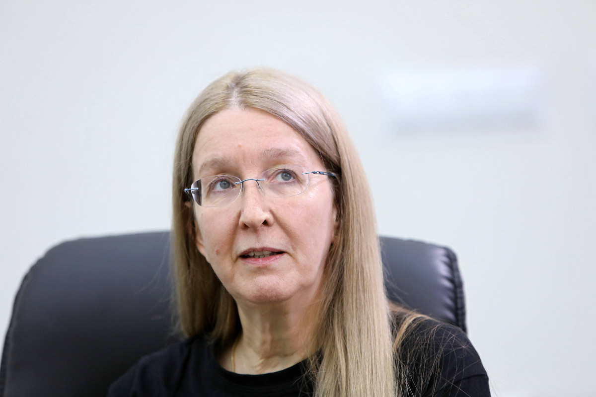 Interview with Dr. Ulana Suprun, Ukraine's former acting Health Minister
