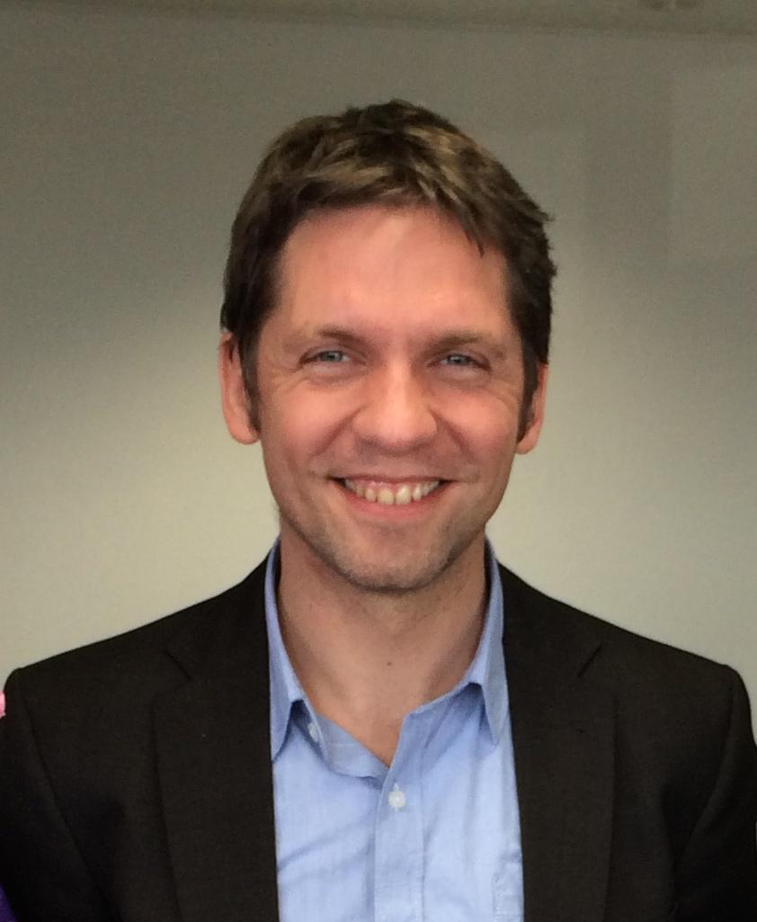 Portrait von Tino Moritz