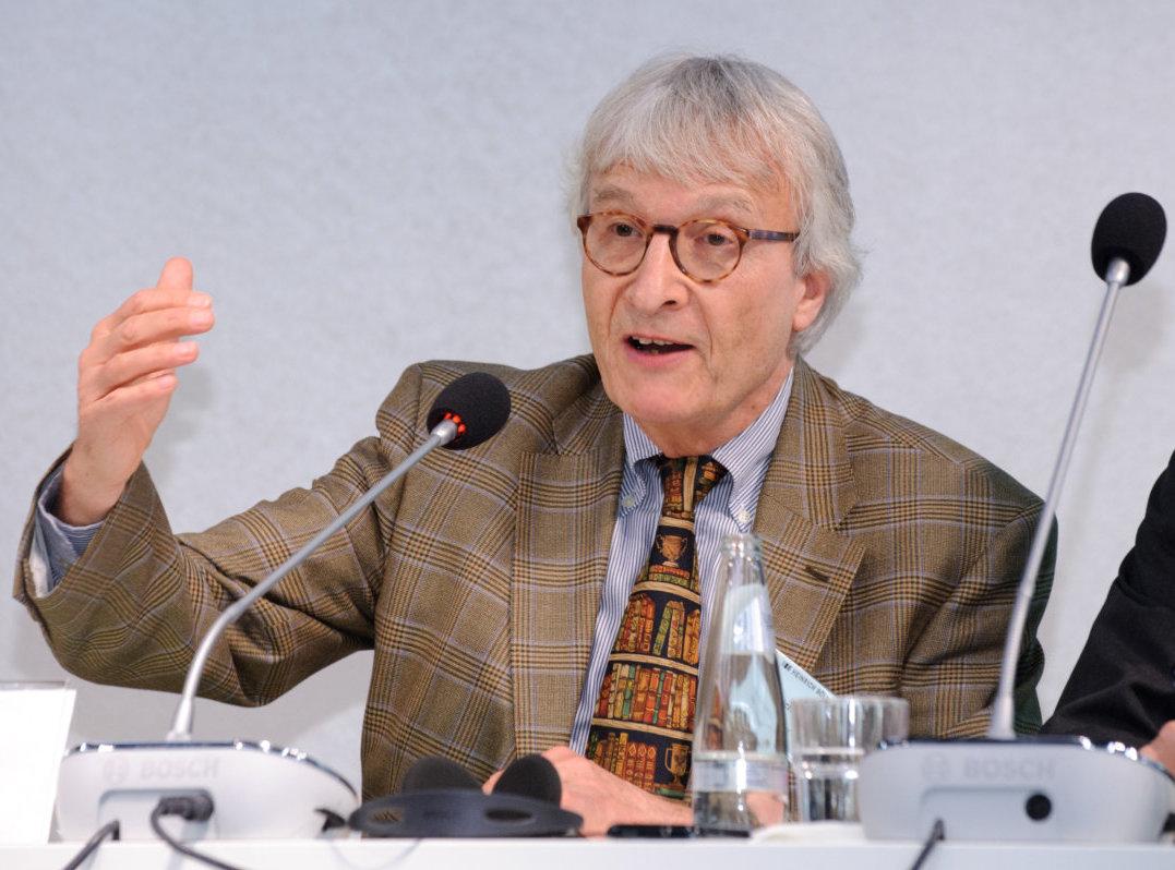 Portrait von Ulrich K. Preuß