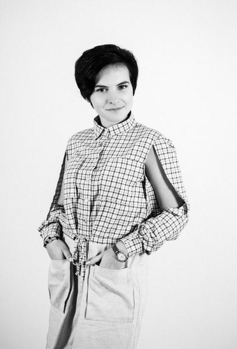Portrait von Viktoria Savchuk
