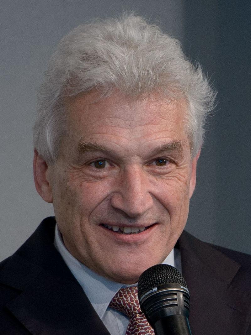 Portrait von Volker Stanzel