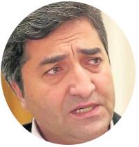 Portrait von Kemal Bozay