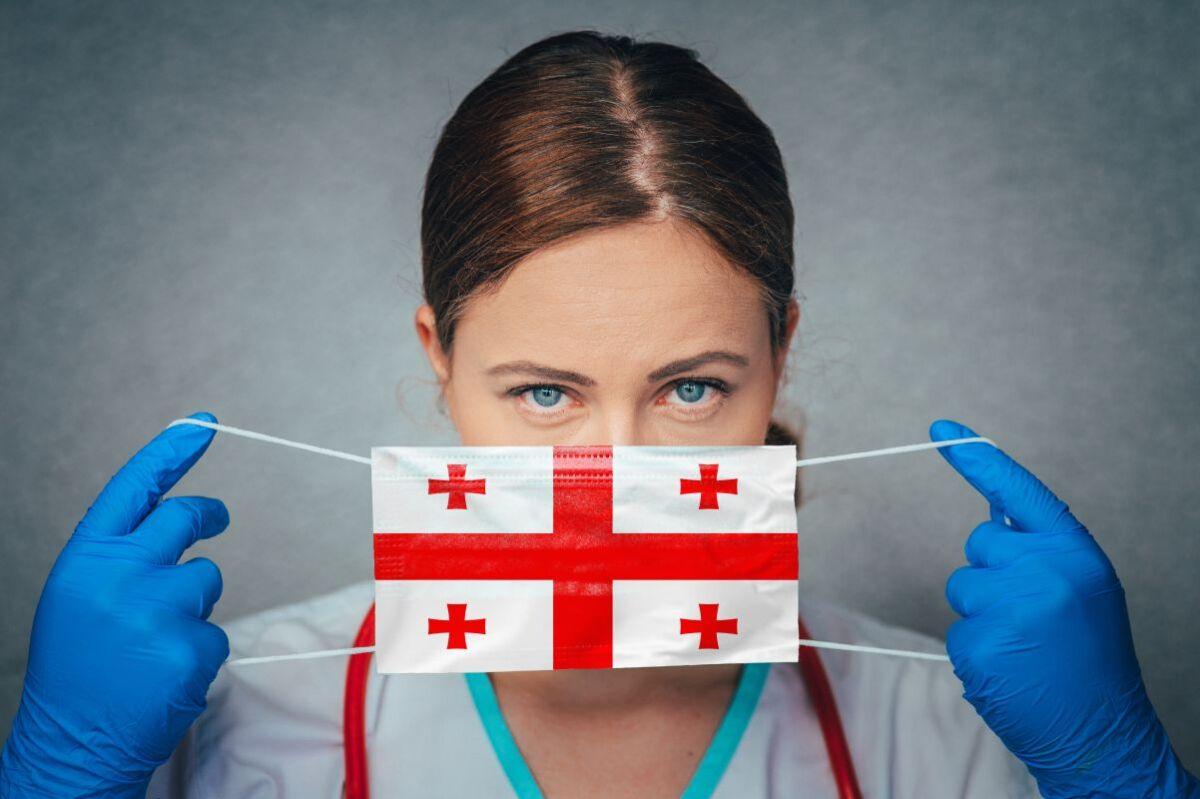 Trotz der Pandemie haben die Georgier gewählt Foto: Shutterstock, kovop58