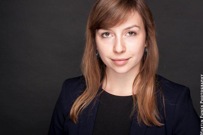 Portrait von Alice Greschkow