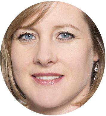 Portrait von Irene Hahn-Fuhr