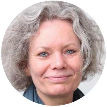 Portrait von Grit Hartmann