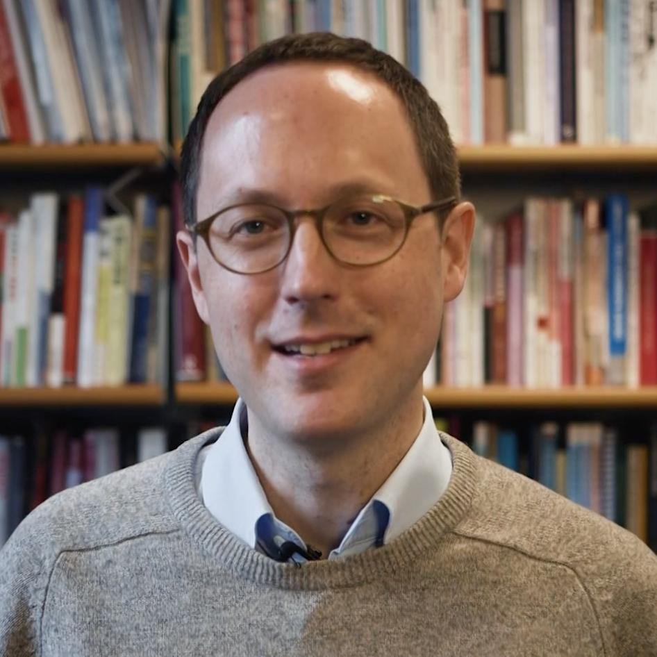 Portrait von Andreas Fulda