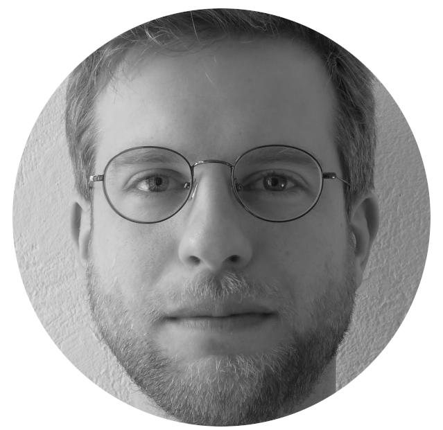 Portrait von Lukas Daubner