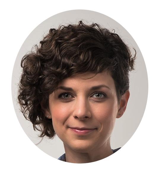 Portrait von Anna Orosz