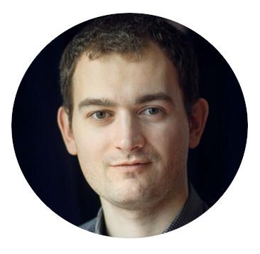 Portrait von Artyom Shraibman