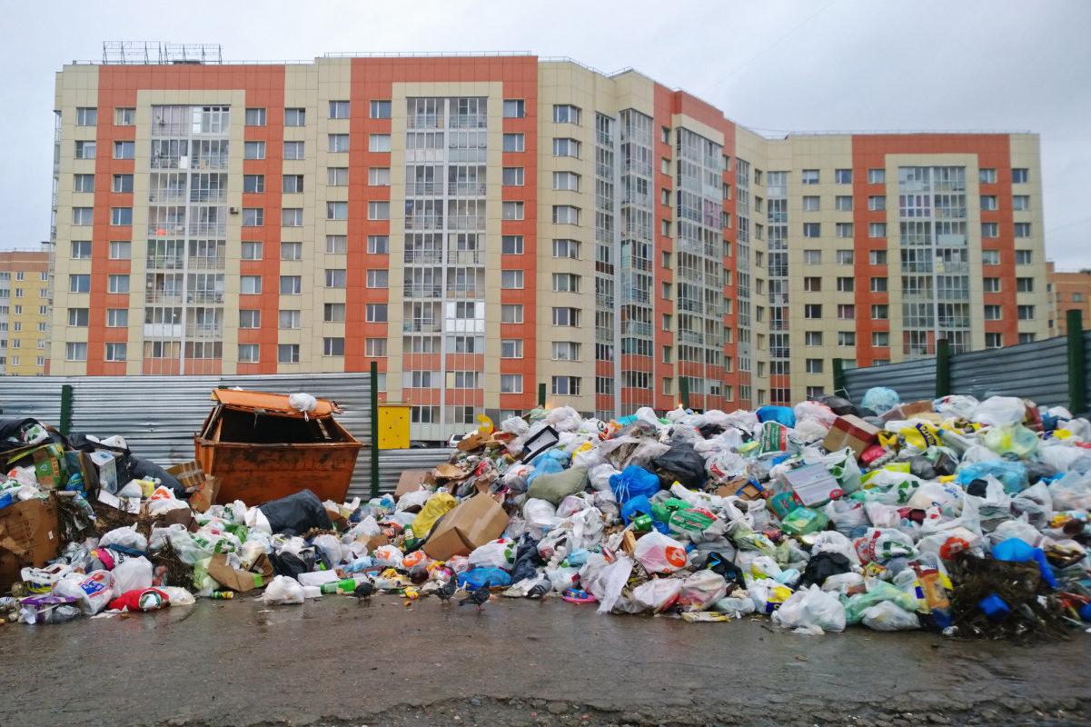 Russland: Warum Das Land In Einer Müllkrise Steckt