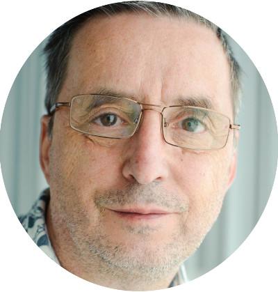 Portrait von Wolfgang Templin