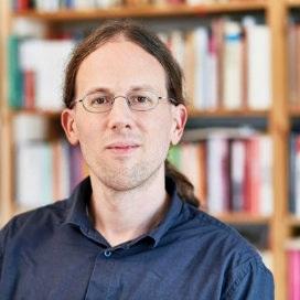 Portrait von Steffen Vogel